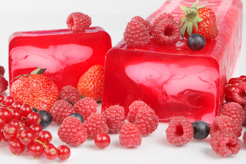 Мыло ягоды своими руками