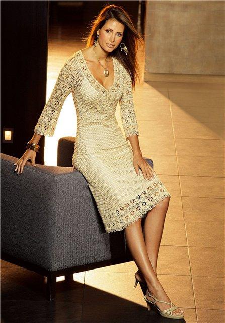 Схема. - платья, туники