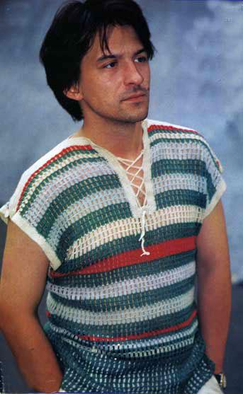 вязание для мужчин <!