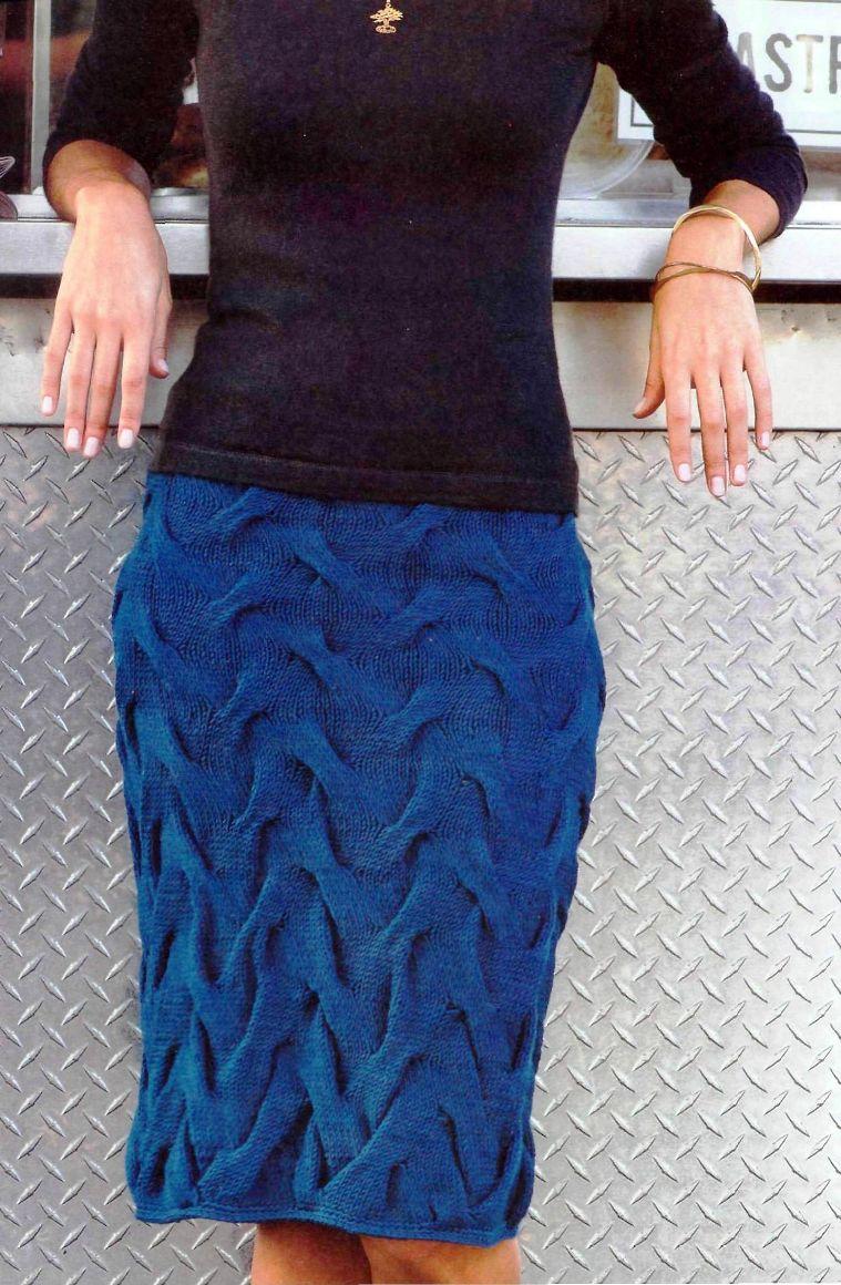 юбки, штаны - вязание спицами - Каталог статей - Вязание ...